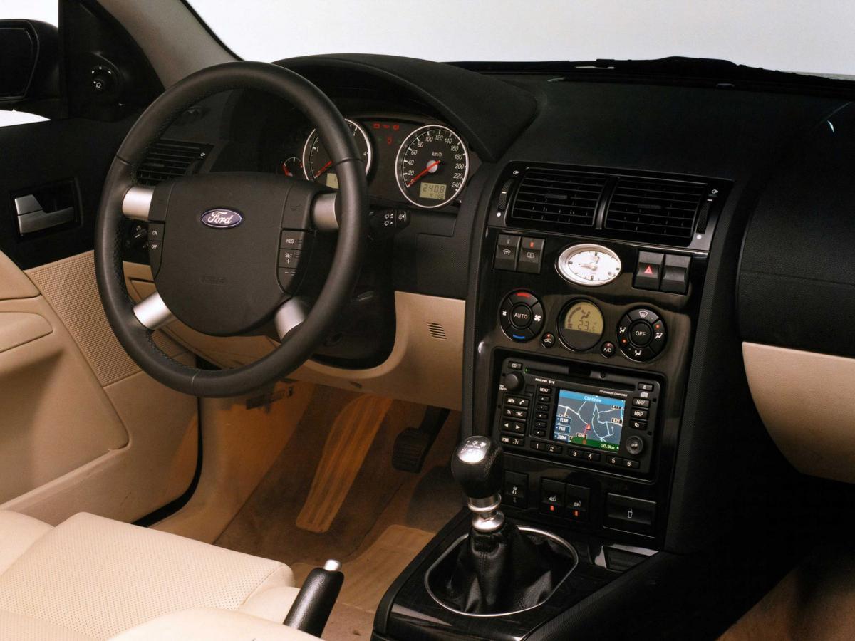 Форд Мондео 2015, 2.5 л., бензиновый двигатель, акпп, цвет ...