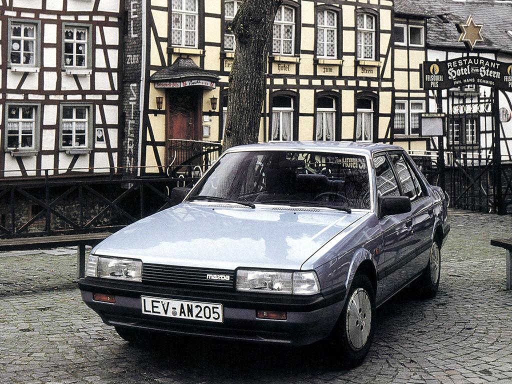 инструкция по эксплуатации mazda capella wagon 1995 год
