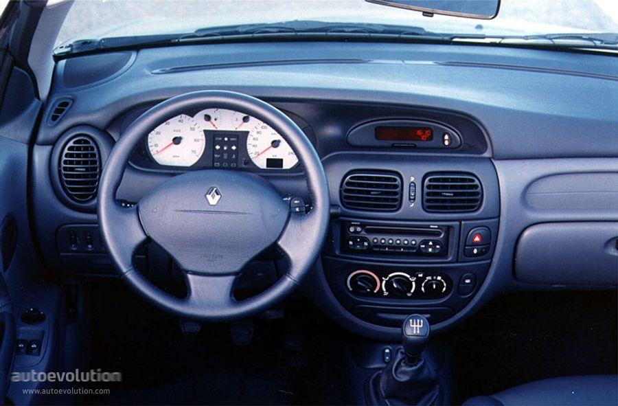 рено-меган фото 2002