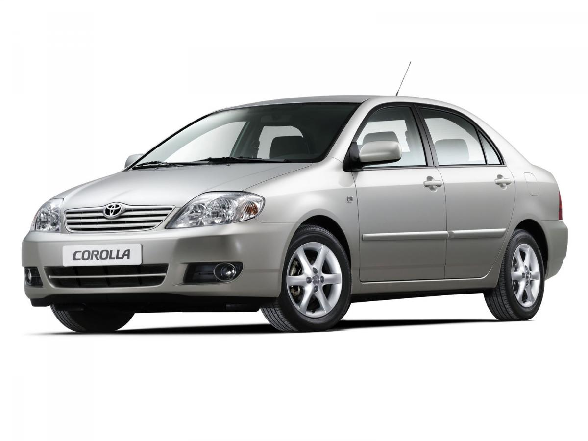 AUTO.RIA – Продажа Тойота Королла бу: купить Toyota ...
