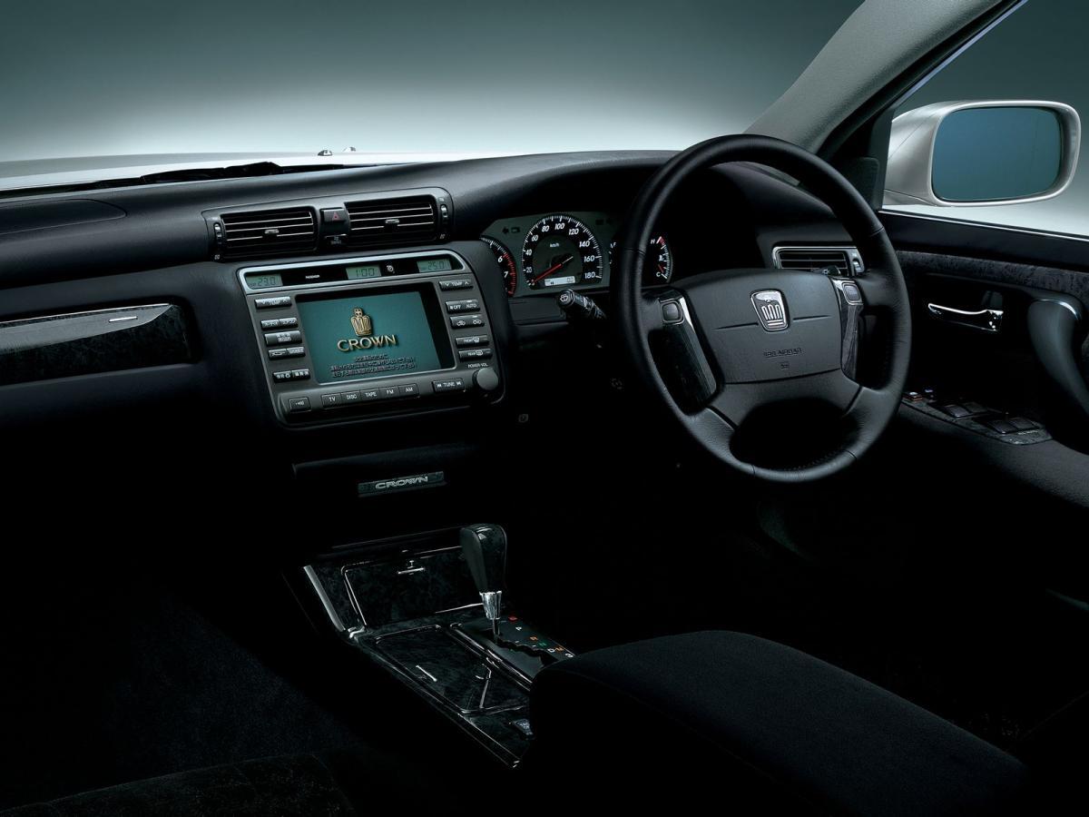 кнопка памяти водительского сиденья Toyota Crown majesta #3
